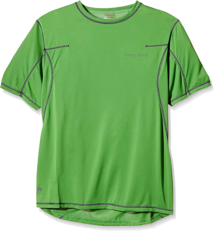 Trango Vagak 550 - Camiseta térmica para hombre, color verde, talla XL: Amazon.es: Zapatos y complementos