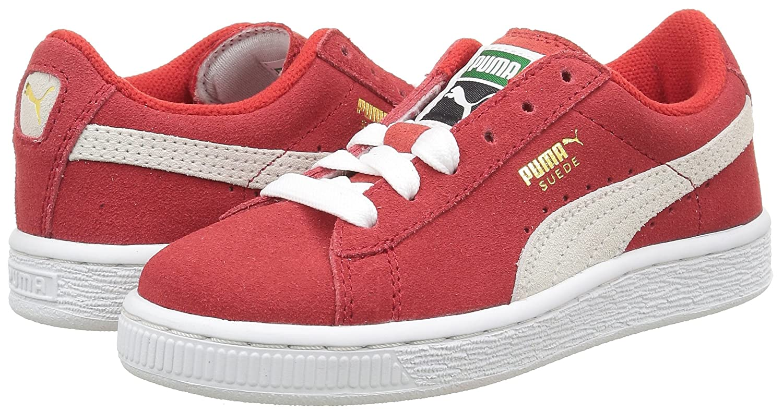 Basses Chaussures Baskets 360757 Puma Garçon Y6I7bgvfy