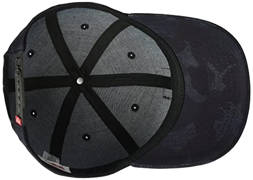075b26e6 Levi's Men's Corduroy Baseball Cap, Navy, One Size at Amazon Men's Clothing  store: