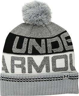 f320e4c80fa Amazon.com  Under Armour Women s Armour snowcrest pom beanie  Sports ...