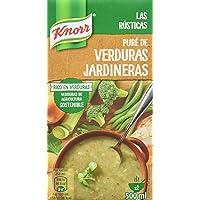 Knorr Rusticas Puré de Verduras Jardineras - 500