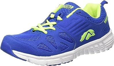 Karhu Treme - Zapatillas de Running Unisex, Color Azul Claro/Lima, Talla 45: Amazon.es: Zapatos y complementos