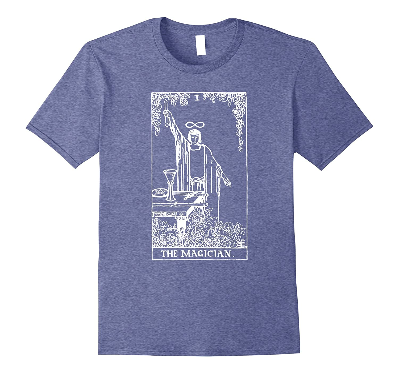 38123959a9c87c The Magician Tarot Card T-Shirt-ANZ ⋆ Anztshirt