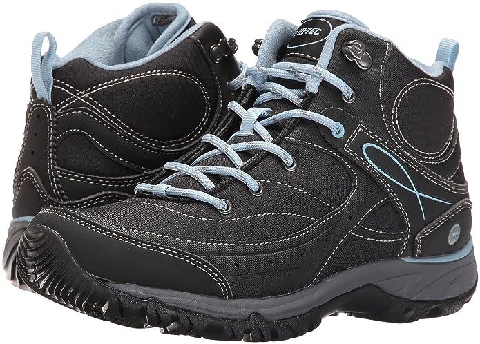 Amazon.com | Hi-Tec Womens Equilibrio Bijou Mid I-W Hiking Shoe | Hiking Shoes