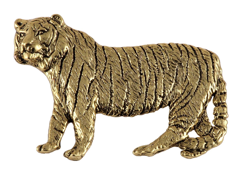 Tiger Stalking M110PRM Imán para nevera, cuerpo completo, peltre ...