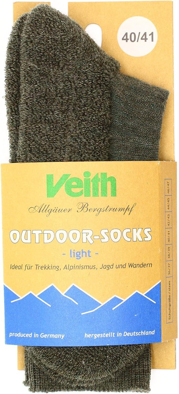 Marine Outdoor-Socks Strong Marine 40//41 Veith Outdoor-Socks Strong
