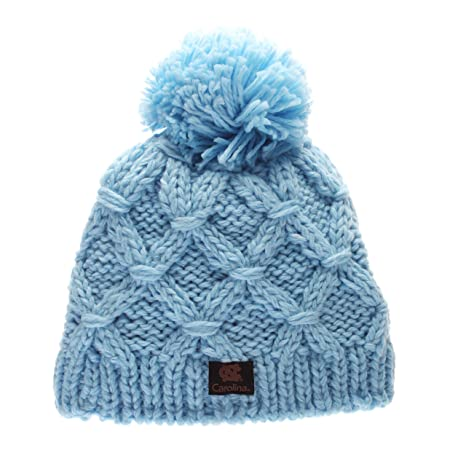 d54be688be1 Image Unavailable. Image not available for. Color  Zephyr Women s North  Carolina UNC Tar Heels MARILEN Knit HAT ...
