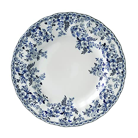 Amazon.com: Johnson Brothers Devon Cottage Dinner Plate 10.6\