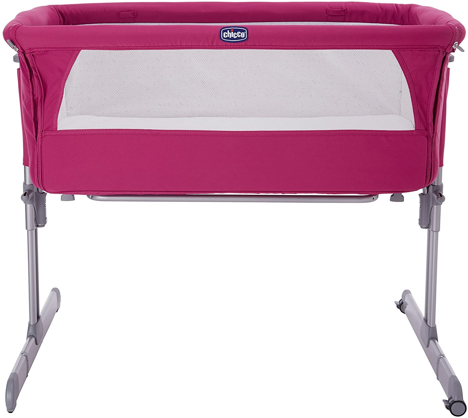 Buy Chicco Next 2 Me Co Sleeping Crib Fuchsia Pink line at Low