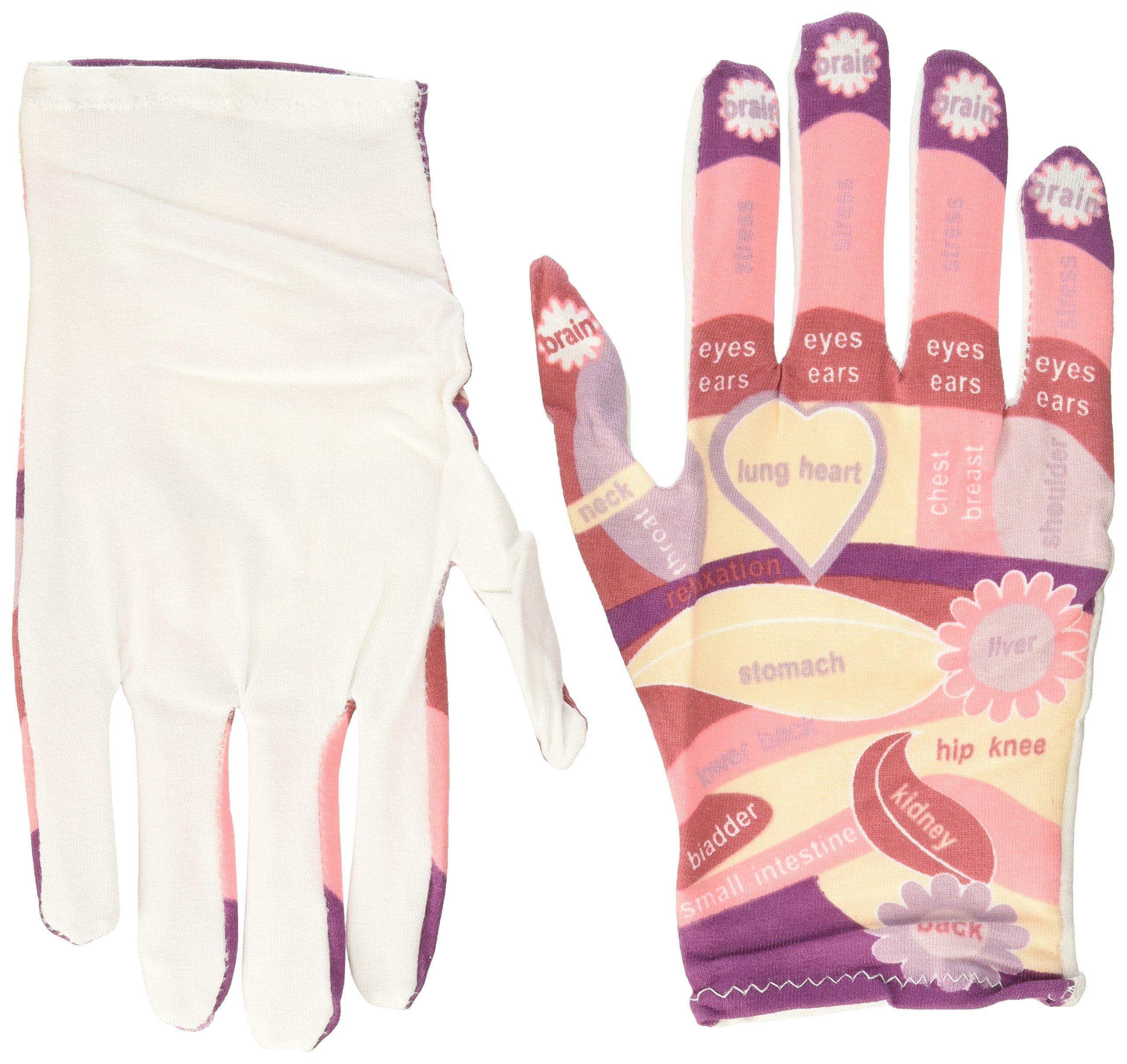 Bath Accessories Reflexology Gloves