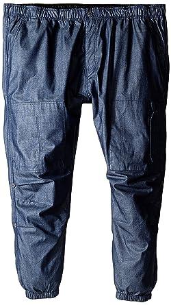 877f82cb6fc Amazon.com  Sean John Men s Big-Tall Knee Patch Flight Jogger Pant ...