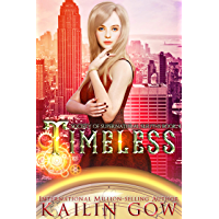 Timeless: A RH Why Choose Fantasy Mystery (Society of Supernatural Sleuths Book 4)