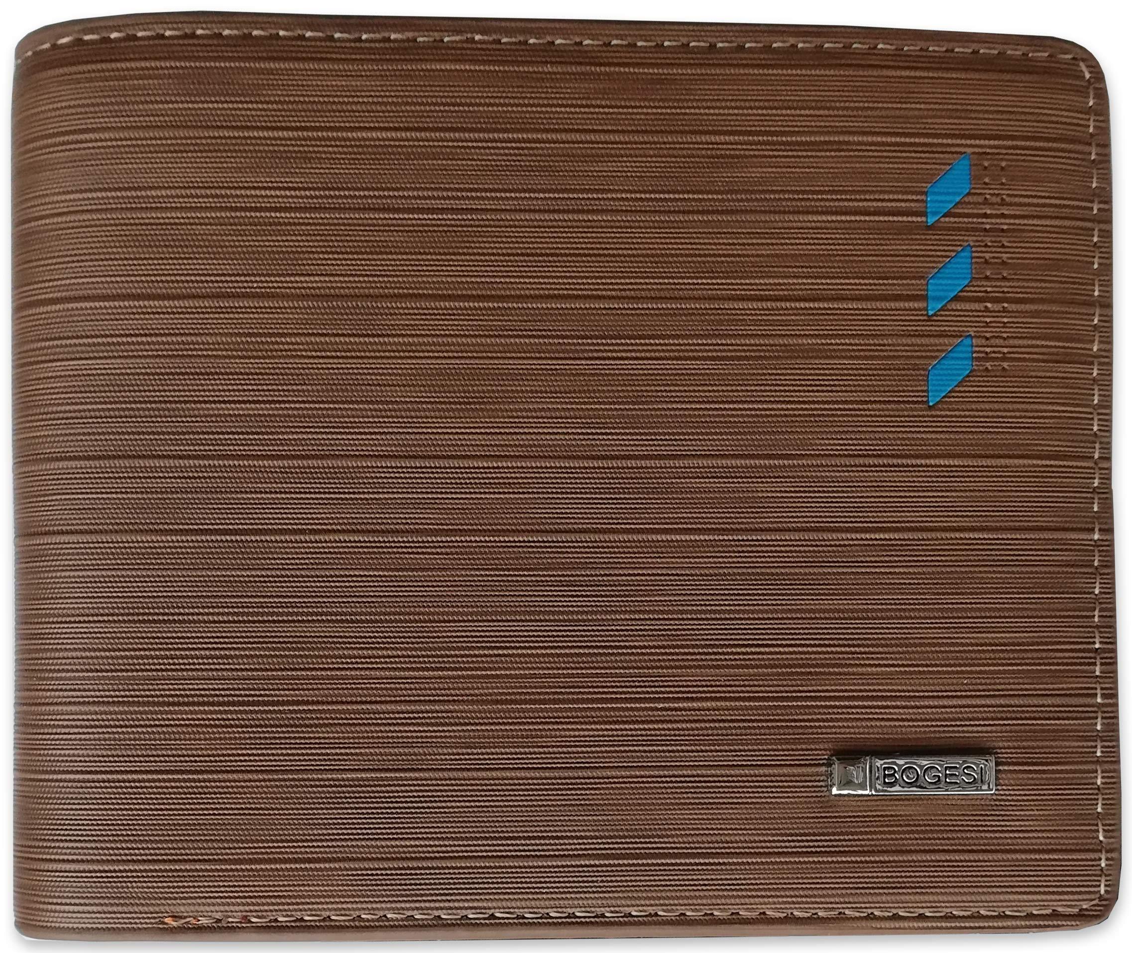 Men\'s Wallet, Men Credit Card Wallet, Men Cash Wallet, Cool Mens Wallet - Men PU Leather Wallet with 11 Card Slots, Interior Slot Pocket, Card Holder, Photo Holder, Fashion Wallet