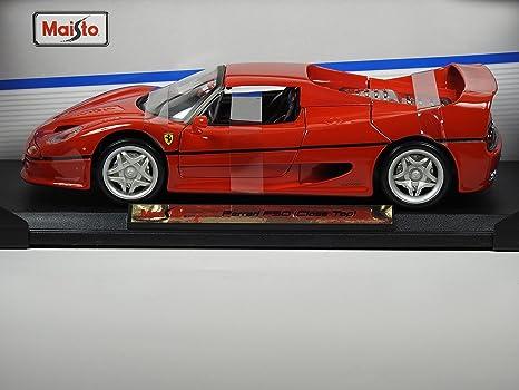 Amazon Maisto Special Edition Ferrari F50 1995 118 Toys Games