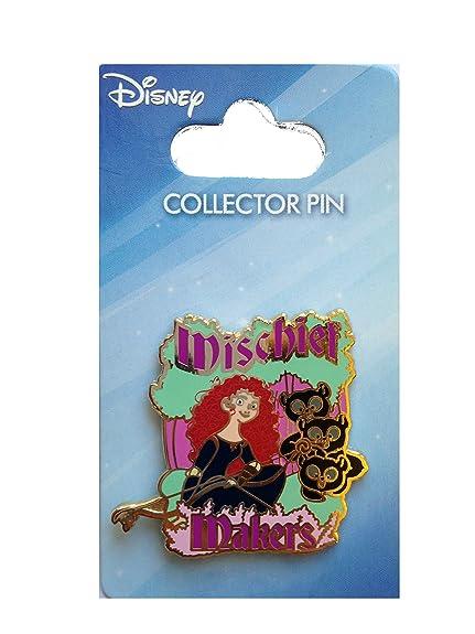 Disney Merida Brave Mischief Makers Pin: Amazon ca: Jewelry
