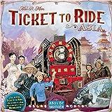 チケット・トゥ・ライド拡張セット アジア (Ticket to Ride) ボードゲーム