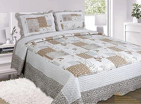 piece patchwork comforter shop jewel set bargains burgundy kinglinen queen off