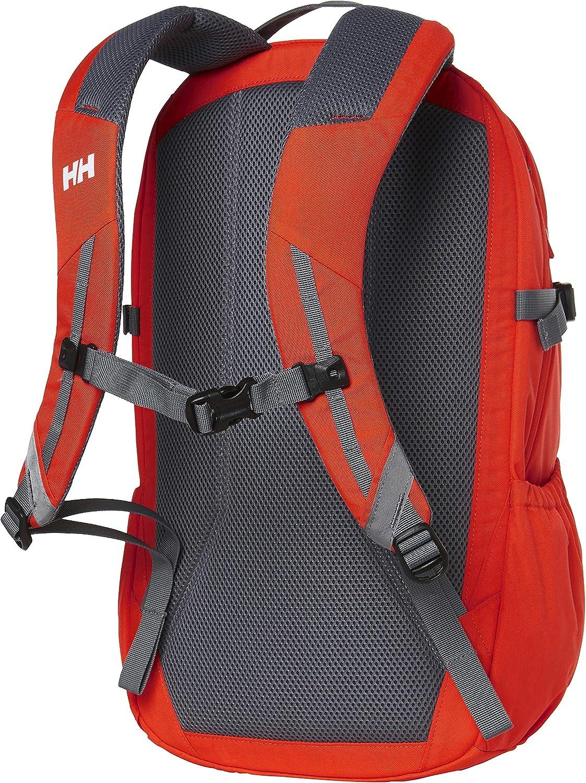 147 Cherry Tomato Helly Hansen Unisex Loke 25L Day Hike Backpack One Size