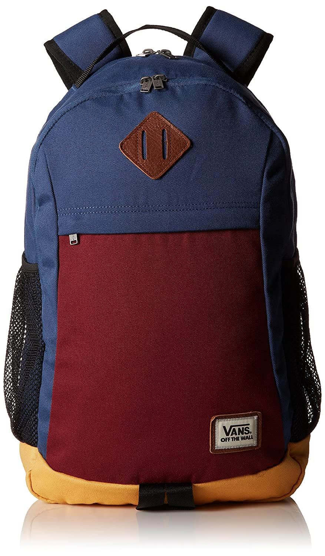 Vans Skooled - Mochila para Hombre Azul Azul Talla:48 x 14 x 40,5 cm: Amazon.es: Zapatos y complementos