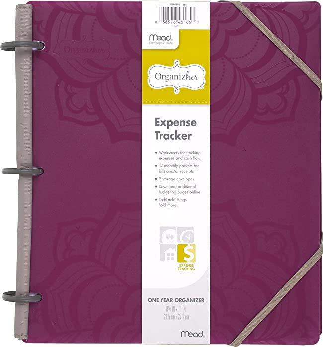 Top 6 Home Budget Book Monthly Bill Organizer