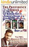 The Providence Series Boxed Set 1: Military Elite/FBI Defending the US with a Badass Style! Books 1-3
