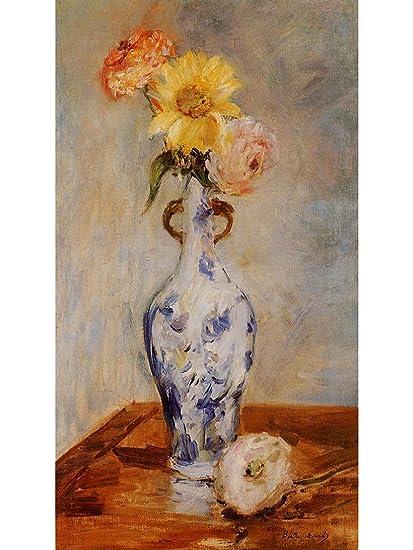 Amazon The Blue Vase By Paul Cezanne Posters Prints