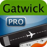 London Gatwick Airport + Flight Tracker