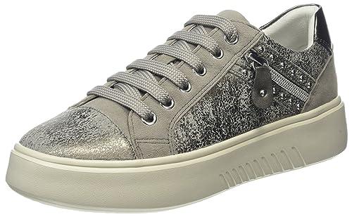 Geox Damen D Nhenbus F Sneaker
