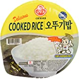 Ottogi Fresh Cooked White Rice, 7.40 oz., 12 Count