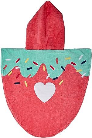 Tuc Tuc 48403, Poncho para Bebé-Niñas, Multicolor (Único), One Size (Tamaño del fabricante:00): Amazon.es: Bebé