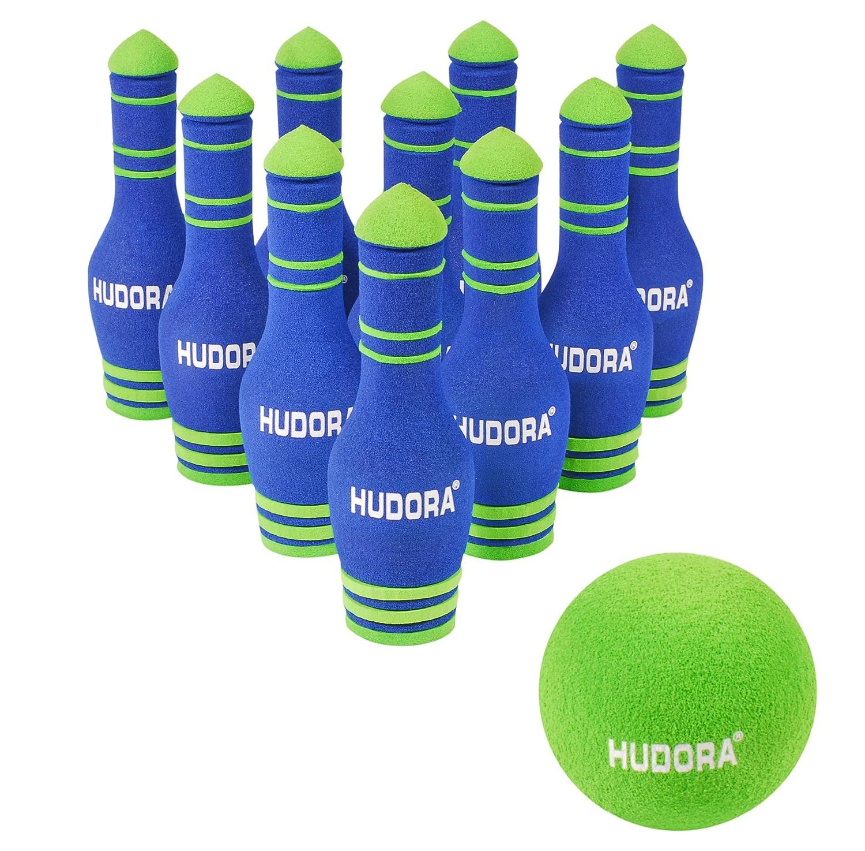 Hudora - 2044110 - Jeu De Balle - Bowling En Mousse Interbrands_Hudora_S 78119