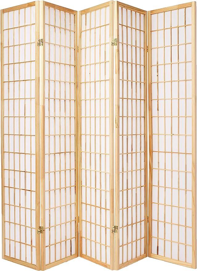 Muebles Orientales muebles asiáticos, 1,8 m ventana Panel japonés ...