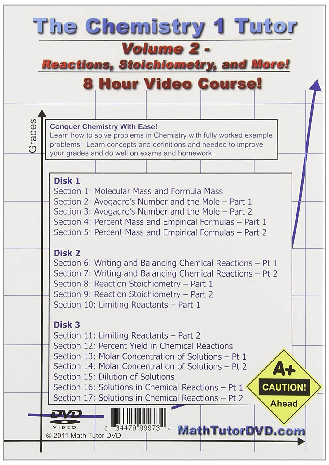 com the chemistry 1 tutor volume 2 jason gibson  com the chemistry 1 tutor volume 2 jason gibson mathtutordvd com movies tv