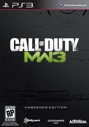 Amazon Com Call Of Duty Modern Warfare 3 Hardened Edition Video