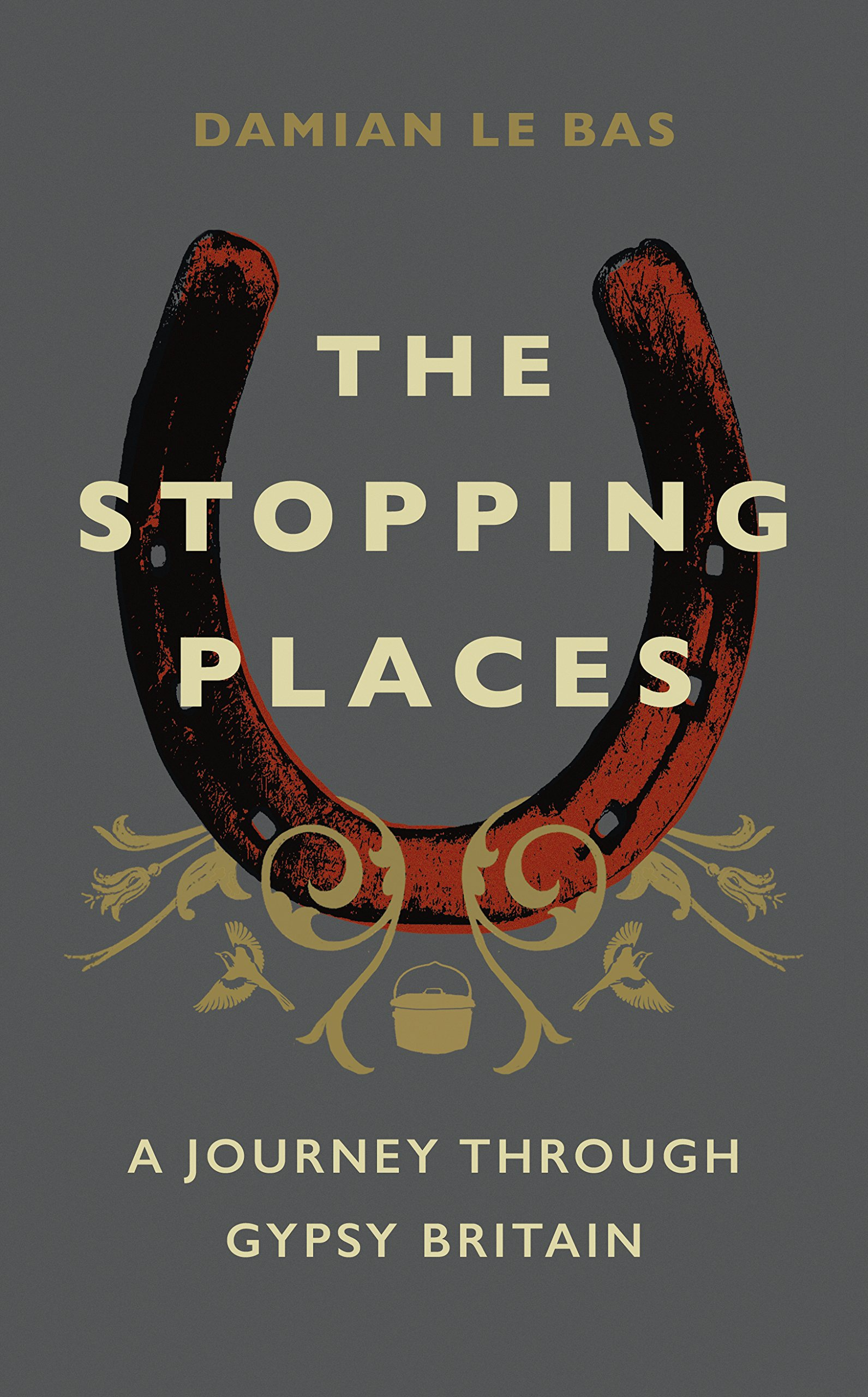 The Stopping Places: A Journey Through Gypsy Britain: Amazon co uk