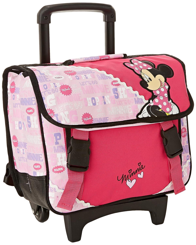 Minnie School Bag, rot - rot, MIA13019_rouge_41
