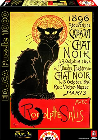 Amazon.com: reopening de la Chat Noir CABARET: Toys & Games