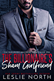 The Billionaire's Sham Girlfriend (The Beaumont Brothers Book 1)
