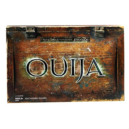 Amazoncom Ouija Board Game Toys Games