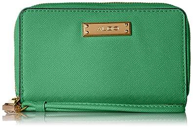 64b424f9ef4 Aldo Noedia, Green: Amazon.co.uk: Shoes & Bags