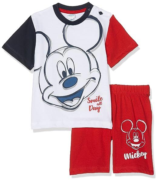Disney Conjunto de Ropa Unisex beb/é