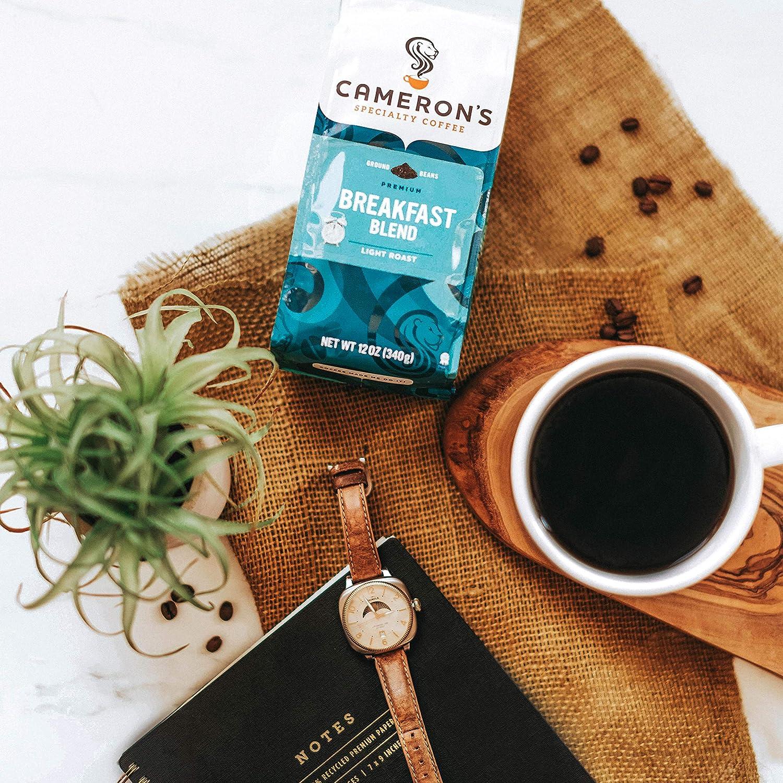Cameron's Coffee Light Roast Coffee Review