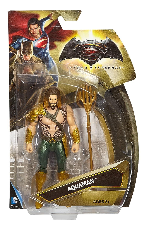 Batman v Superman: Dawn de Justicia Aquaman Figura 6 ' Mattel DNG67