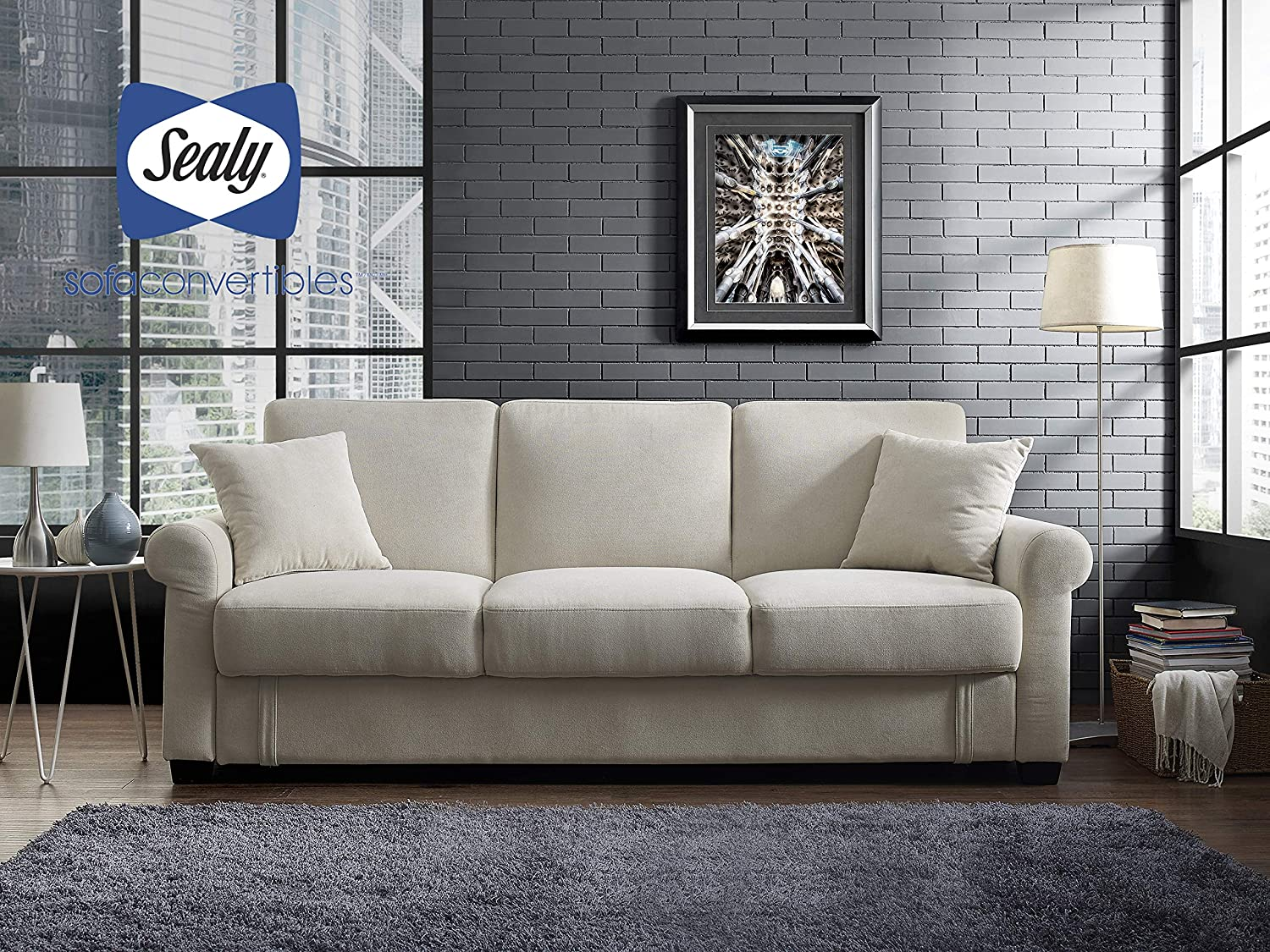 Tremendous Sealy St Anne Sofa Convertible With Storage By Sealy Cozy Home Interior And Landscaping Oversignezvosmurscom