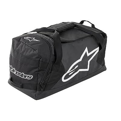 Alpinestars Goanna Gear Bag (Black/Anthracite/White): Automotive