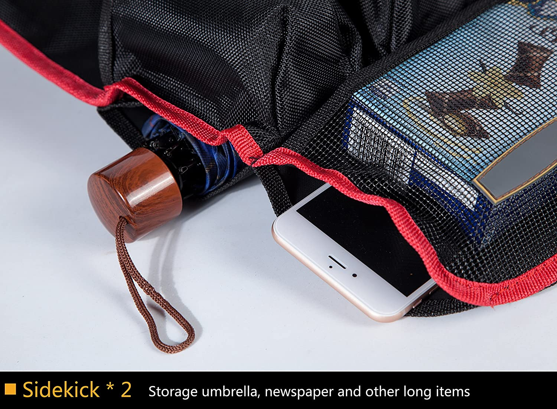 Amazon.com: halence Oxford tela coche asiento trasero ...