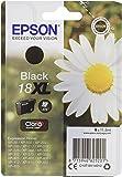Epson C13T18114012 18XL Cartouche d'encre d'origine Claria Home Noir