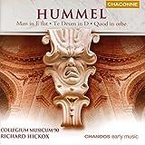 Hummel: Mass in E-Flat Major / Te Deum / Quod Quod in Orbe
