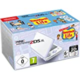 Nintendo New 2DS XL bianco Lavendel incl. Tomodachi Life