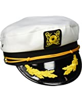 Jacobson Hat Company Men's Adult Yacht Cap